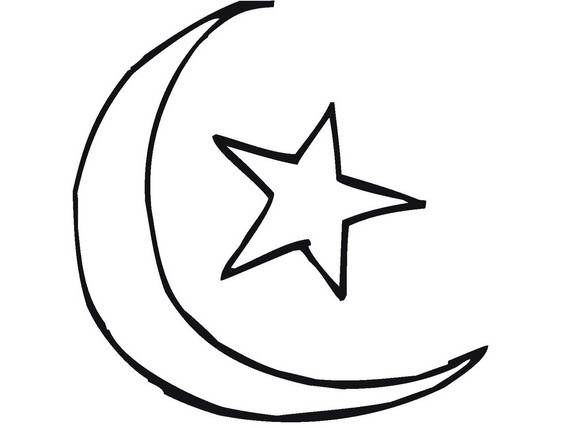 Ramadan Coloring Pages For Kids 13