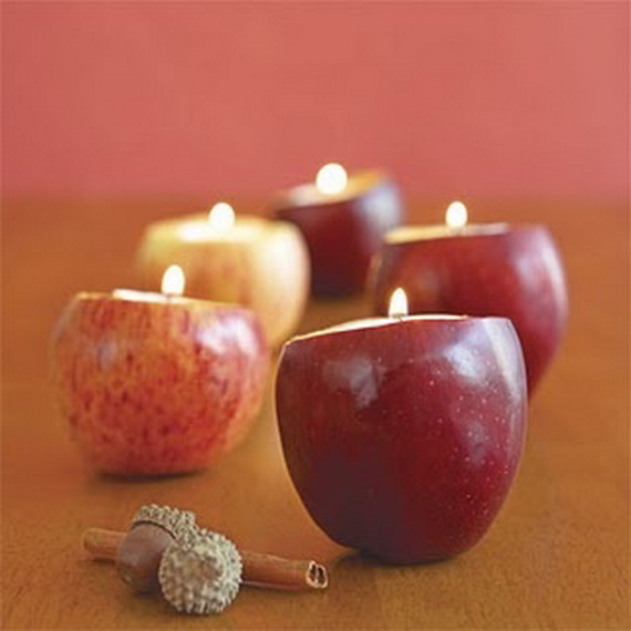 An Elegant And Creative Rosh Hashanah Table And Decoration