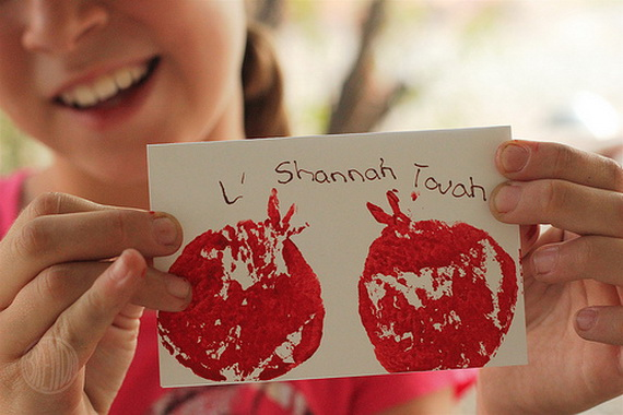 Best Rosh Hashanah Crafts For Kids Family Holiday Net