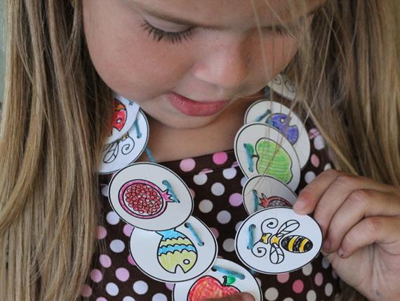 Best Rosh Hashanah Crafts for Kids