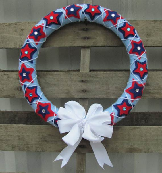 Decorative_-Labor-_Day_-Wreaths_-Entry-Door_-Ideas-__12