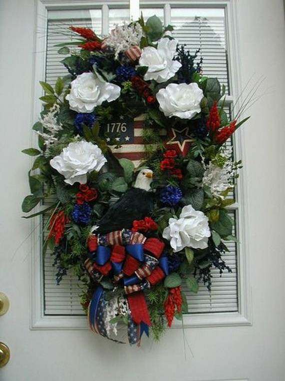 Decorative_-Labor-_Day_-Wreaths_-Entry-Door_-Ideas-__25