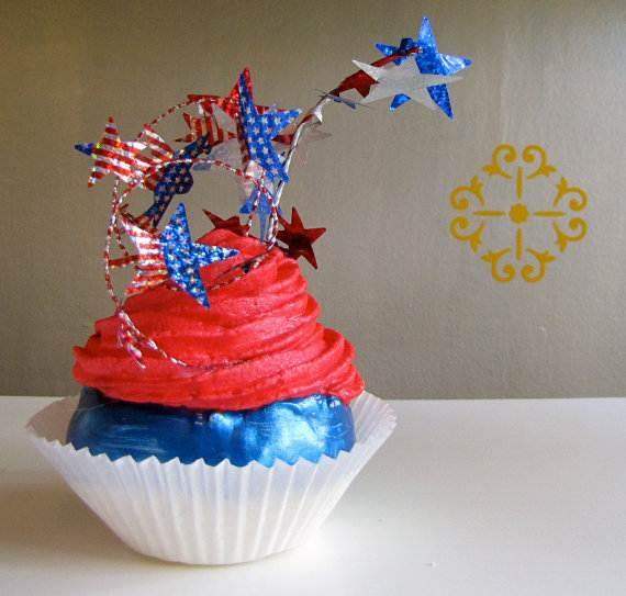 Delicious  Labor Day Treats with Creative Decorative Ideas (38)