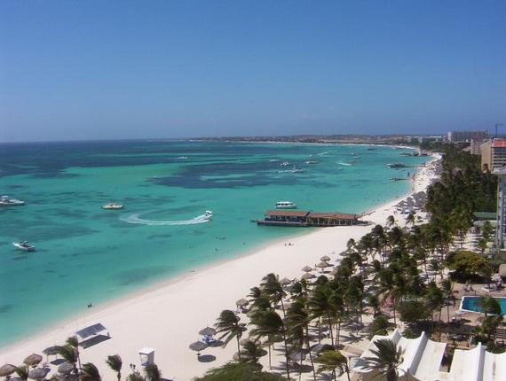 Explore The Beauty Of Caribbean: Dutch Caribbean Island Paradise On The ABC Islands (Aruba