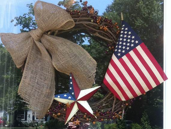 Easy_-Patriotic-_Wreaths-_for_-Labor_-Day-_Holiday_-_14