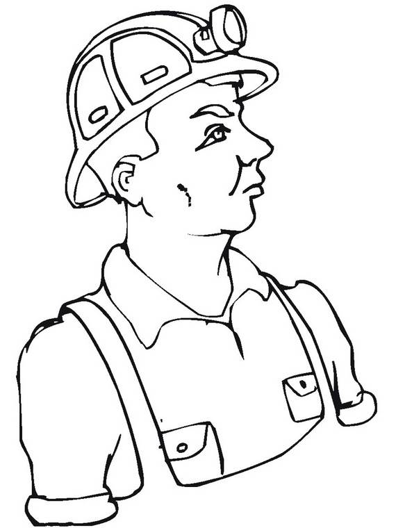 Free Printable Labor Day Coloring Page Sheets for Kids (1)