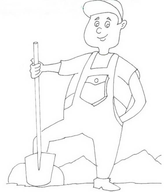 Free Printable Labor Day Coloring Page Sheets for Kids (19)