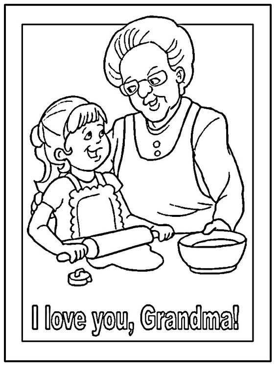 related posts happy grandparents day coloring pages