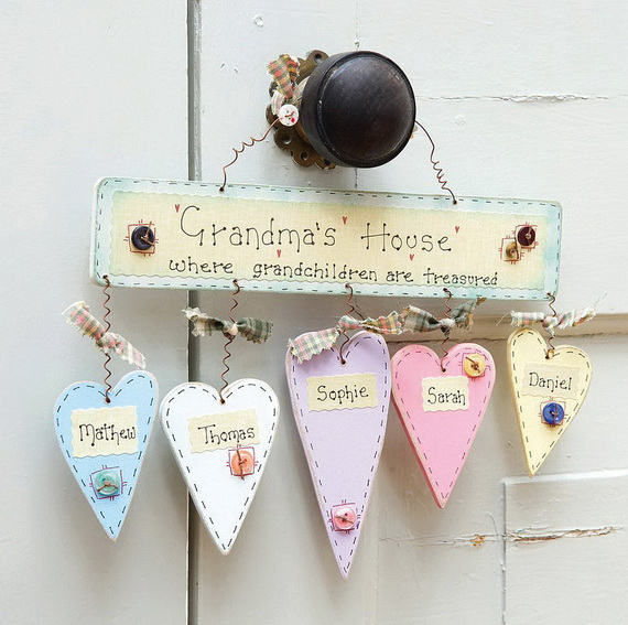Great grandparents day gift ideas for kids to craft family related posts negle Choice Image