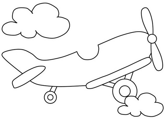 Aviation Crafts For Preschoolers