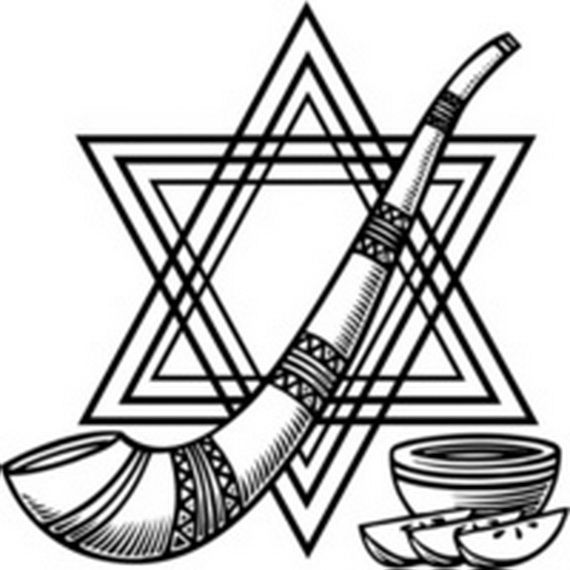 Rosh Hashanah Coloring Pages For Kids Family Holiday Net Guide To