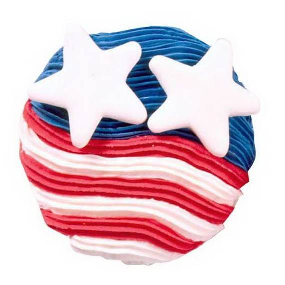 Unusually Delicious Labor Day Cupcake Decorating Ideas (8)