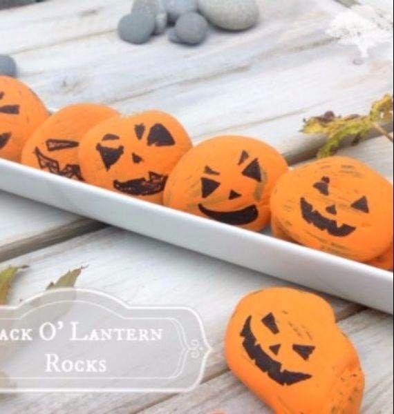 50 Great Halloween Fireplace Mantel Decorating Ideas (4)