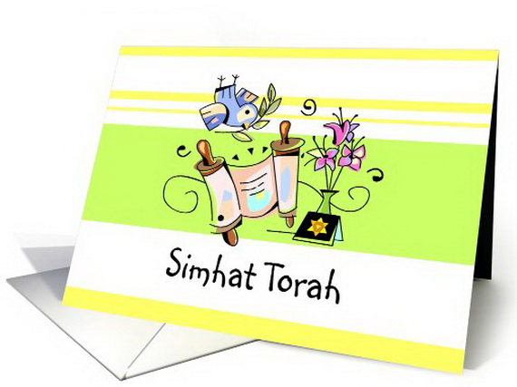 Jewish cards greeting cards for simchat torah family holiday related posts m4hsunfo