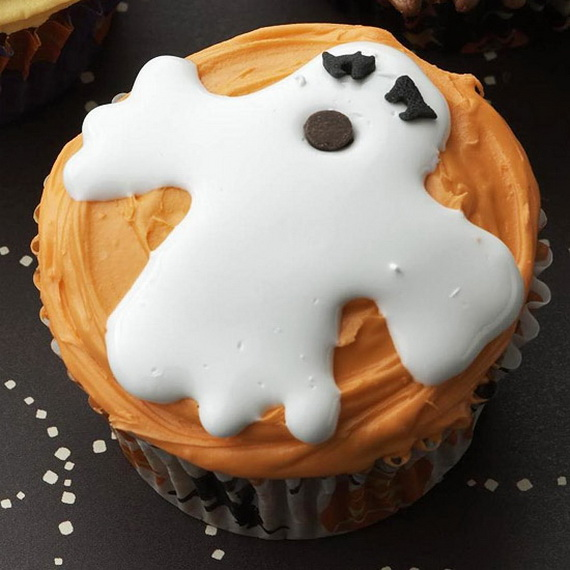Best Creative Decorating Ideas For Halloween Cupcakes