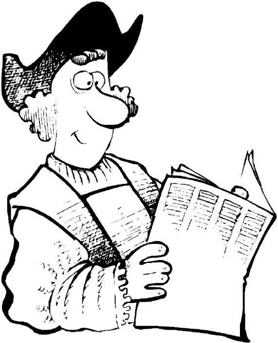 columbus day coloring pages for kids family holidaynetguide to