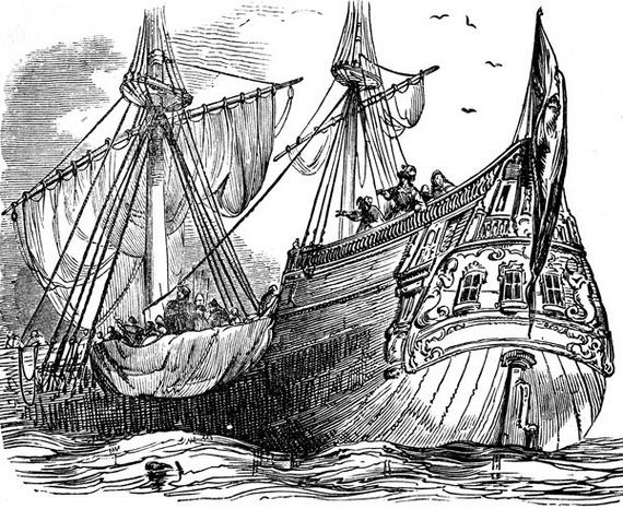 columbus ships coloring pages - photo #34