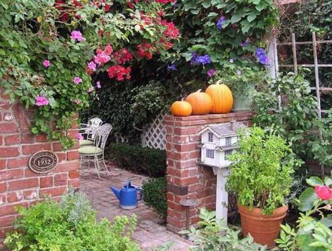 Cool Outdoor Halloween Decorations 2012 Ideas_041 ...