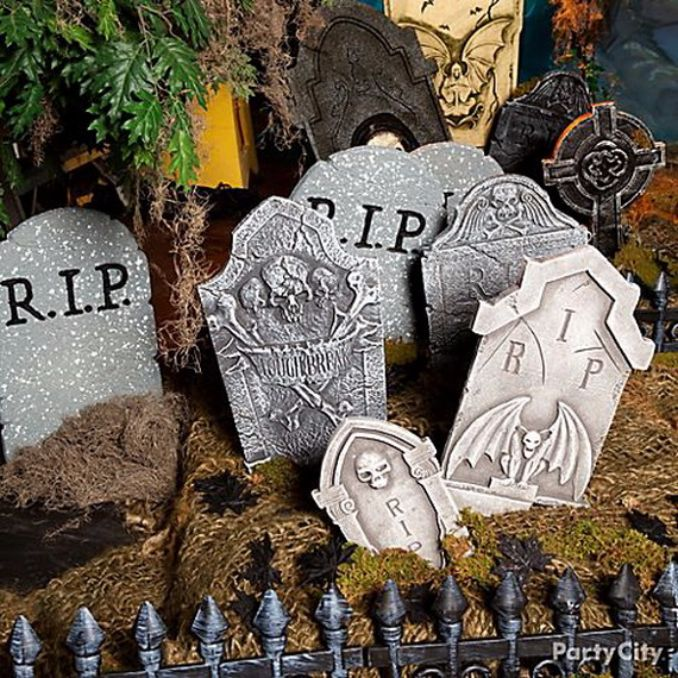 cool outdoor halloween decorations ideas family holiday