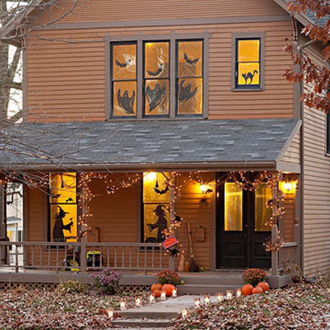 cool outdoor halloween decorations 2012 ideas_201 - Halloween Decorating Ideas Outdoor