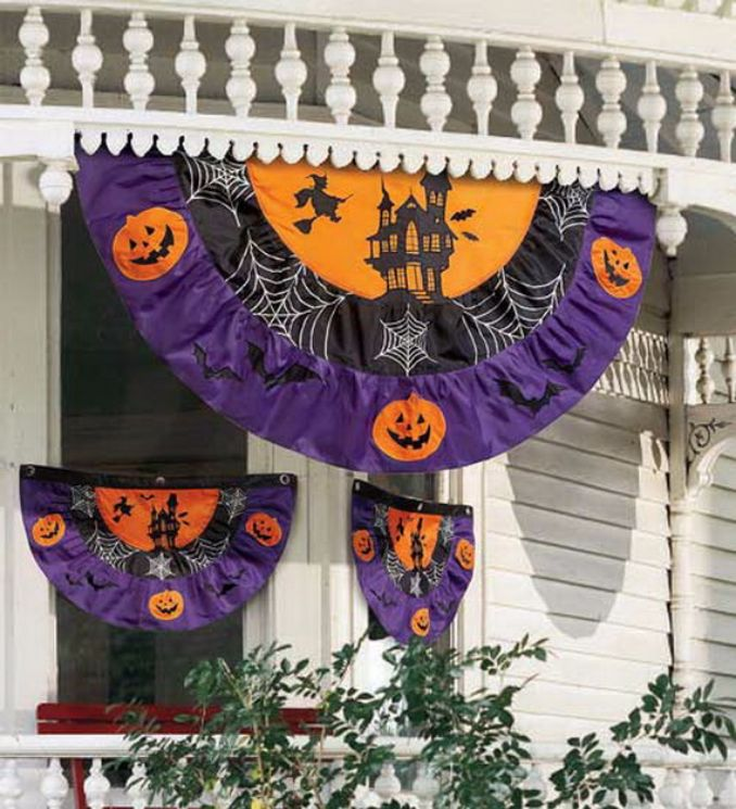 50 Cool Outdoor Halloween Decorations 2012 Ideas