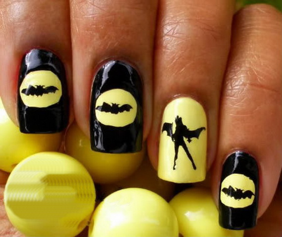 Easy Halloween Nail Art Designs To Master