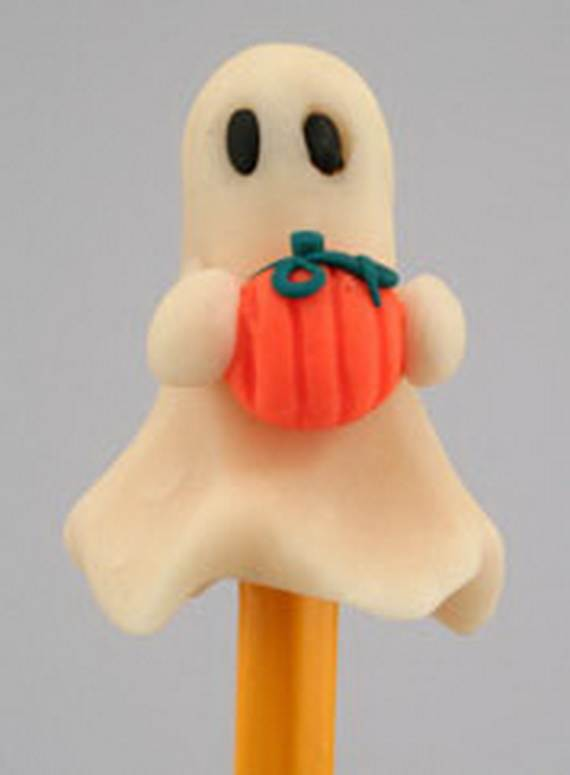 Easy Halloween Polymer Clay Ornament Projects - family ...