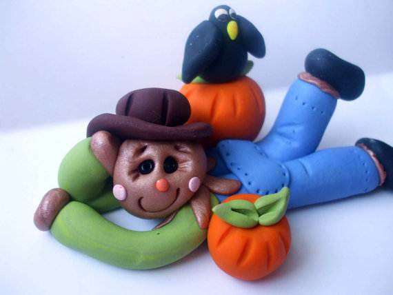 Easy_-Halloween_-Polymer_-Clay_-Ornament-_Projects__33