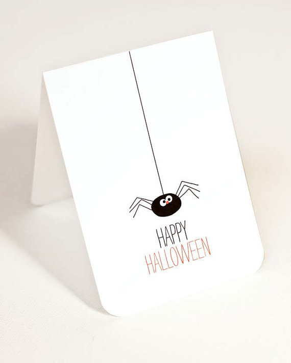 Easy Handmade Halloween Invitations And Cards