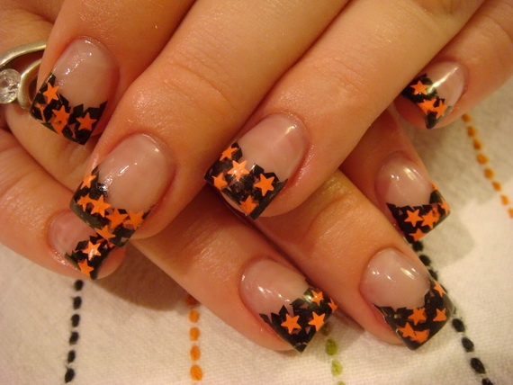 Elegant halloween nail art designs family holidayguide to related posts easy halloween nail art prinsesfo Choice Image