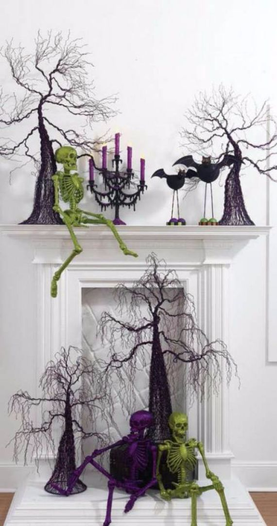 Great_-Halloween_-Fireplace_-Mantel_-Decorating_-Ideas__182