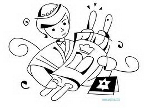 jewish coloring pages for kids - photo#21