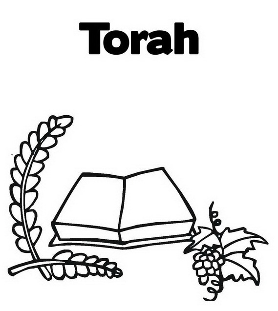 jewish coloring pages for kids - photo#29