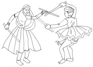 Navratri-_Coloring_-Pages__021