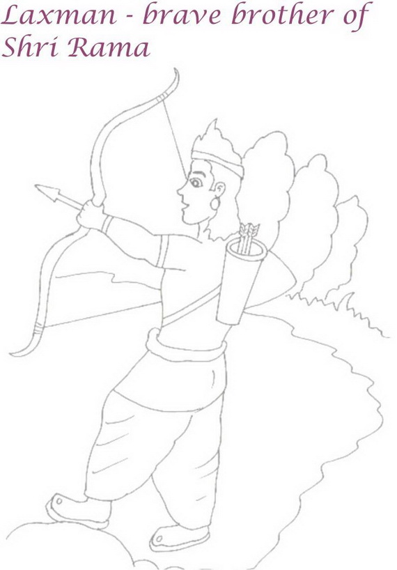 Navratri Coloring Pages Family Holiday Net Guide To