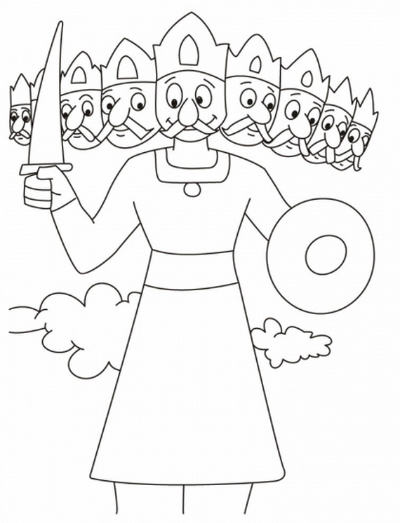 Navratri Coloring Pages family holidayguide to