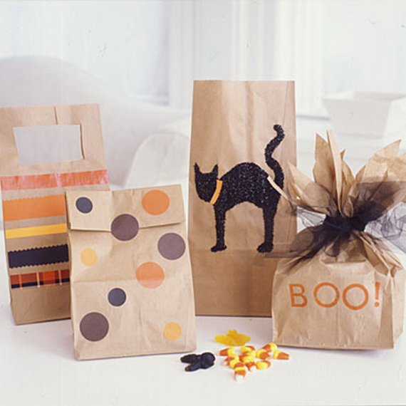 Related Posts & Quick and Simple Kids Halloween Bags Craft - family holiday.net ...