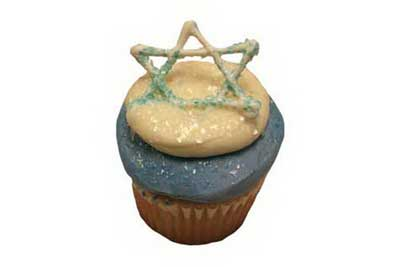 Yom Kippur Cupcakes and Cupcake Wrappers & Liners