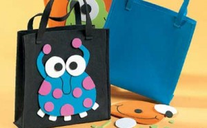 Craft Ideas Navratri on Craft 0 Comments Quick And Simple Kids Halloween Bags Craft