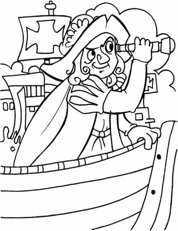 related posts columbus day coloring pages for kids christopher