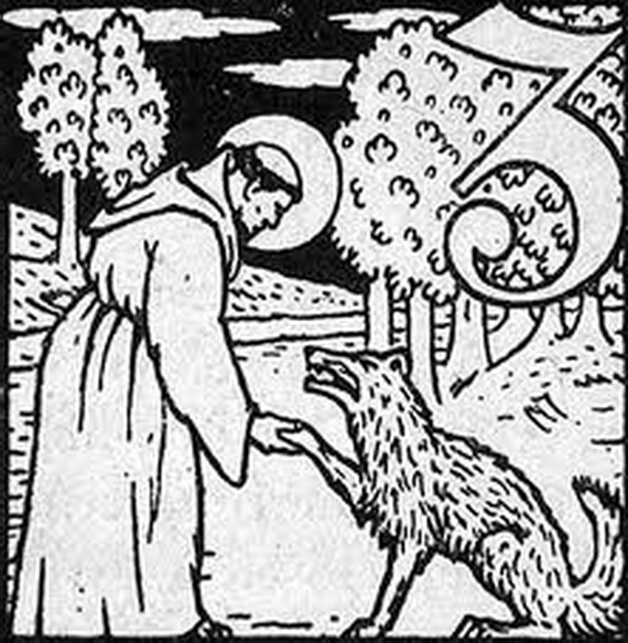 St. Francis of Assisi Coloring pages for Catholic Kids - family ...