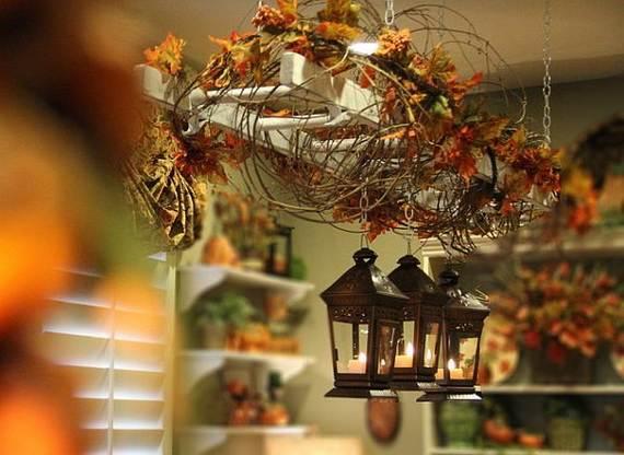 50_stylish_ halloween house__ interior_ decorating_ideas__01 - Halloween House Decoration Ideas