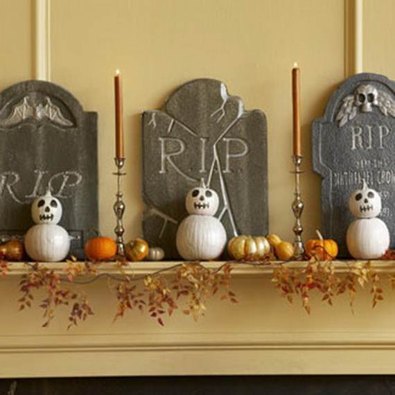 Halloween Interior Decorating 50 stylish halloween house interior decorating ideas - family