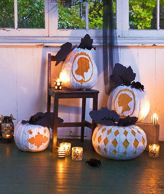 20 Elegant Halloween Home Decor Ideas: 50 Stylish Halloween House Interior Decorating Ideas