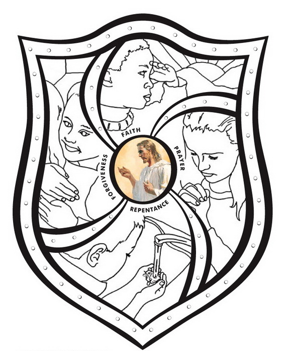 catholic all saints coloring pages - photo#29