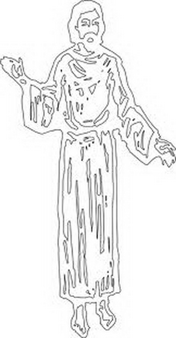 catholic all saints coloring pages - photo#12
