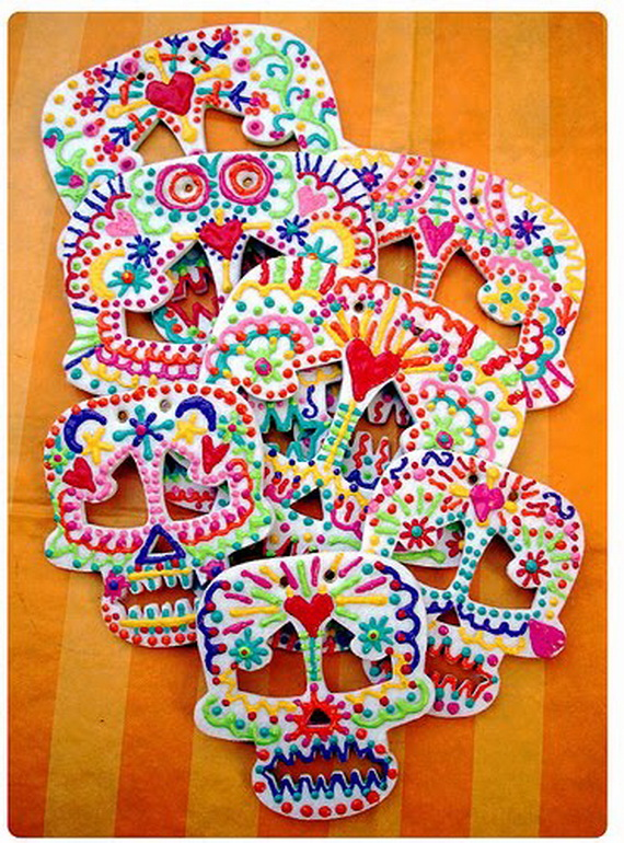 Crafts And Activities For All Souls Day Quot Day Of The Dead