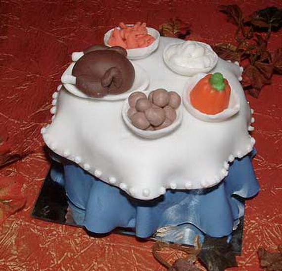 Cupcake Decorating Ideas For Thanksgiving : Easy Adorable Thanksgiving Cupcake Decorating Ideas ...