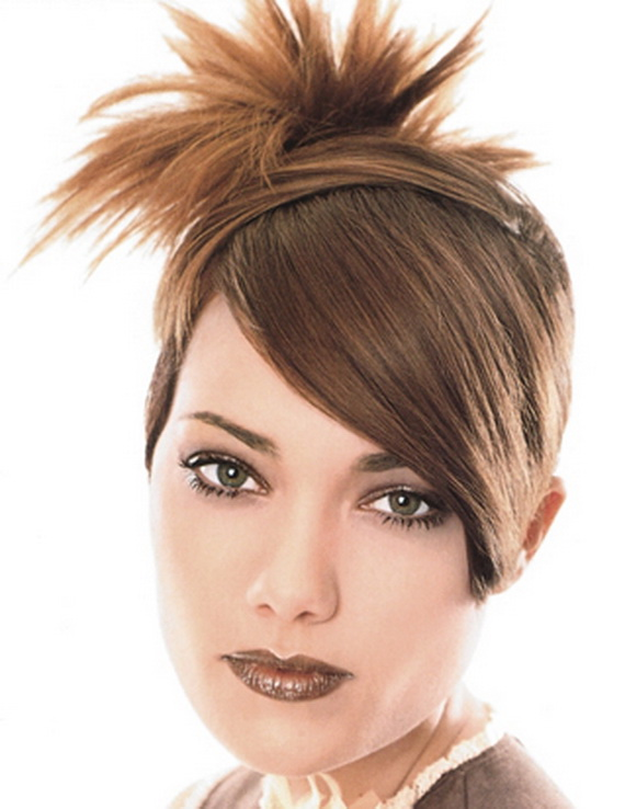 35 Easy Creative Halloween Hairstyles - family holiday.net/guide ...