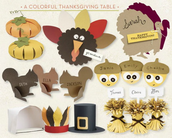 Easy thanksgiving craft project ideas family for Easy thanksgiving craft projects